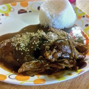 Mami Nora&#039;s - Chipotle Mole Chicken