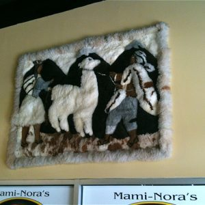 Mami Nora&#039;s Camel Rug