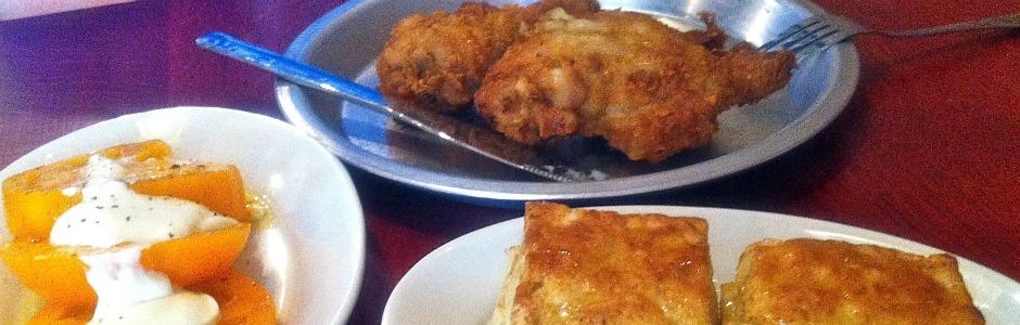 Beasley's Chicken and Honey