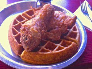Chicken and Waffles - Dark