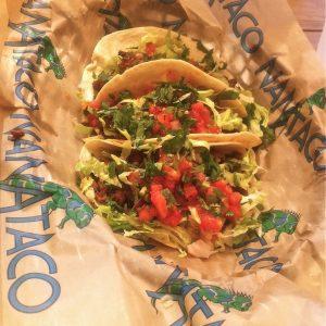 Nanataco Three Tacos
