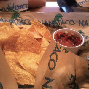 Nanataco Tortilla Chips