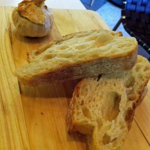 Roasted Garlic and Bread