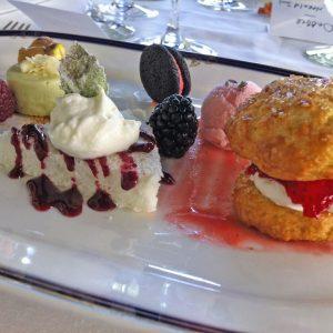 Cornucopia of Desserts
