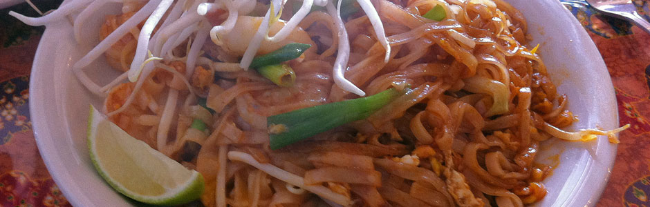 Pad Thai - Durham
