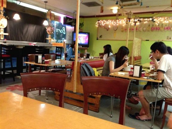 Soo Cafe Dining Room