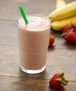 Starbucks Strawberry Smoothie
