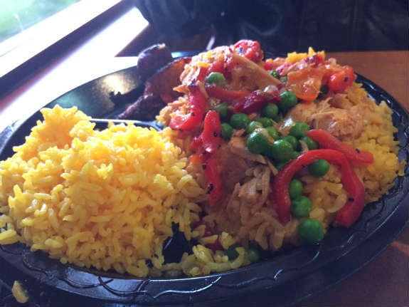 Havana Grill Chicken and Rice
