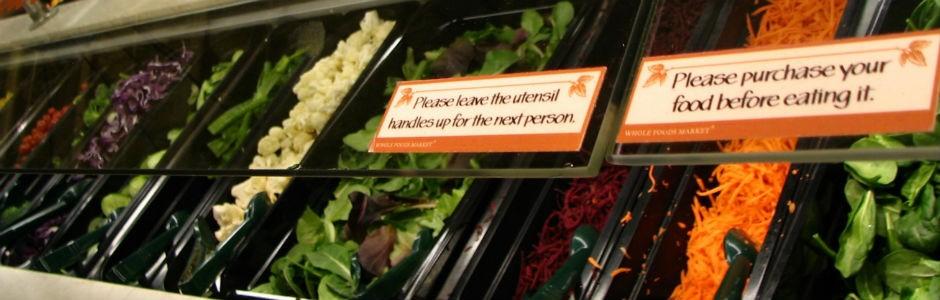 Motivated Monday - Salads