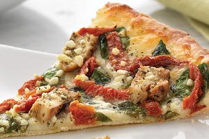 Papa Murphy's Chicken Mediterranean Pizza