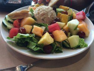 Zoes Chicken Salad Plate