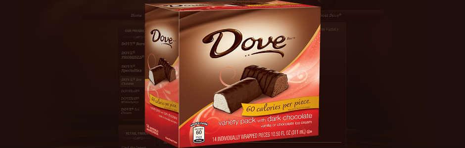 Dove Miniature Ice Cream Bars