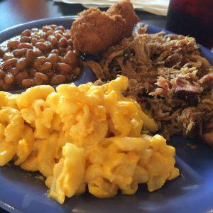 Big Al's Pork Plate