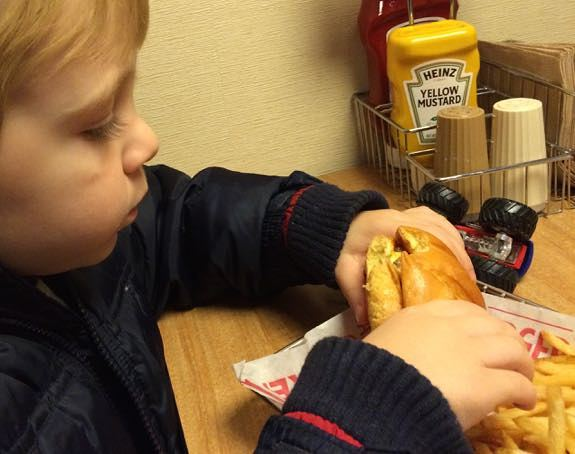 Smashburger Kid's Meal