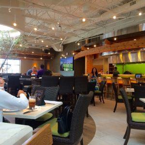 Kamado Dining Room