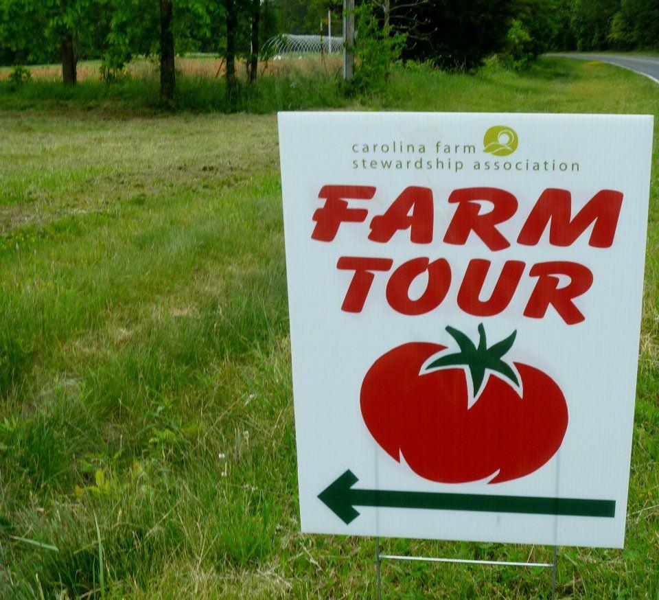 CSA Farm Tour