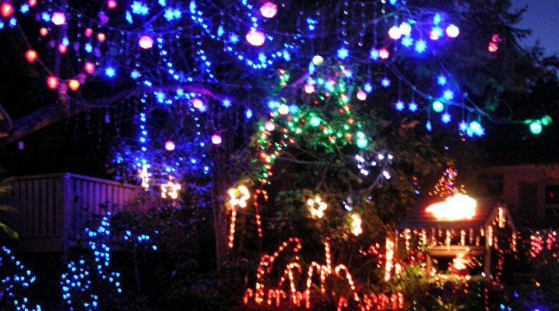 Raleigh Christmas Lights 2016 – DeMandy.com
