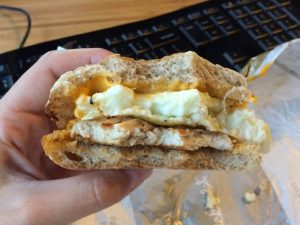Chik Fil A Grilled Egg White